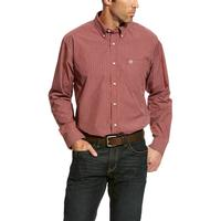 Ariat Men's Pro Series Balmir Print Shirt