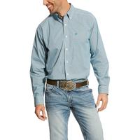 Ariat Men's Banfield Print Shirt