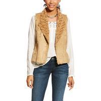 Ariat Women's Taupe Alta Vest