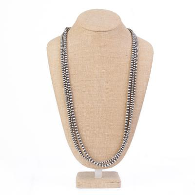 3 Strand Navajo Pearl Necklace