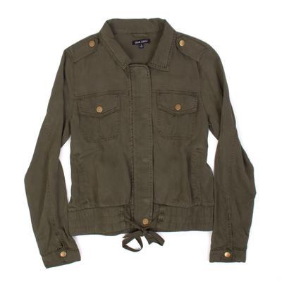Dear John Coreen Cargo Pocket Jacket