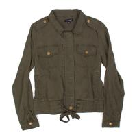 Dear John Coreen Cargo Pocket Jacket