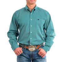 Cinch Men's Long Sleeve Button Shirt