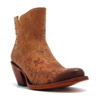 Lucchese Women's Harley Ankle Boot