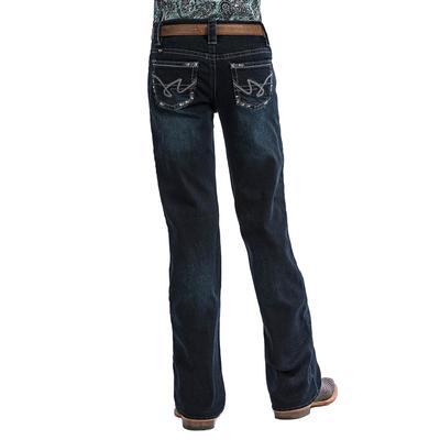 Cruel Denim Girl's Lucy Slim Mid Rise Jean