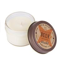 Beer Soy Candle - 4oz
