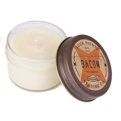 Bacon Soy Candle - 4oz