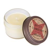 Spiced Cranberry Soy Candle - 4oz