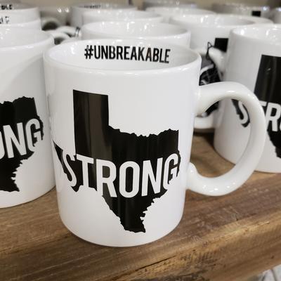 15oz Texas Strong Mug