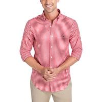 Vineyard Vines Men's Carleton Gingham Classic Stretch Tucker Shirt