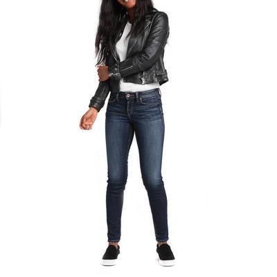 Silver Women's Suki Curvy Skinny Jean
