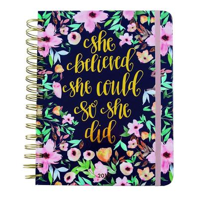 Mary Square's She Believed Life Planner