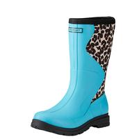 Ariat Women's Springfield Bright Aqua Waterproof Rubber Boots