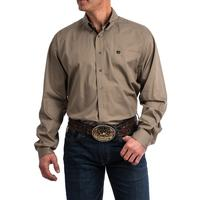 Cinch Men's Stone Solid Button Shirt