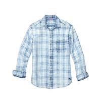 Tommy Bahama Men's Indigo Sun Fade Shirt