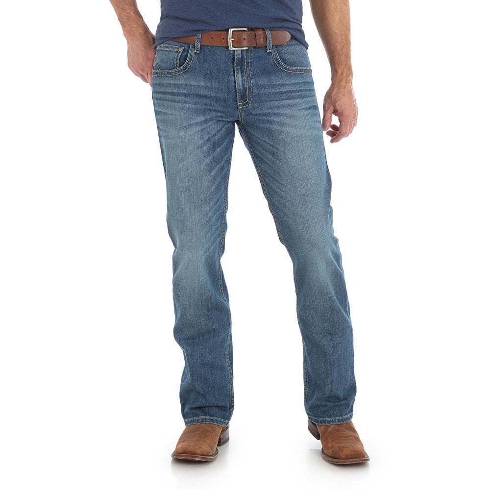 5769a18a Wrangler Men's 20X No. 42 Vintage Bootcut Jeans