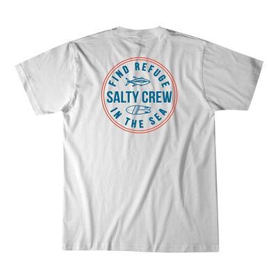 Salty Crew Men's Twin Fin Shirt