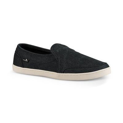 Sanuk Girl's Lil Pair O Dice Shoe BLACK