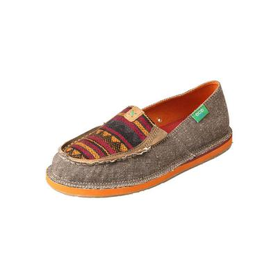Twisted X Women's Eco Twx Driving Moc Loafer Shoe