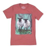 Crazy Train Women's Good Shephard Sheep Tee