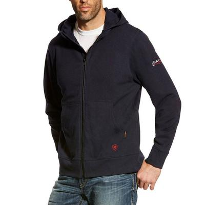 Ariat Men's FR Full Zip Hoodie