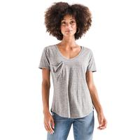 Z Supply Women's Triblend Pocket Tee
