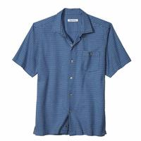 Tommy Bahama Men's Check-In The Tropics Camp Shirt