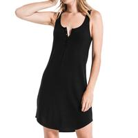 Z Supply Women's The Sweater Henley Tank Dress