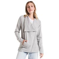 Z Supply Women's Feathered Fleece Jacket