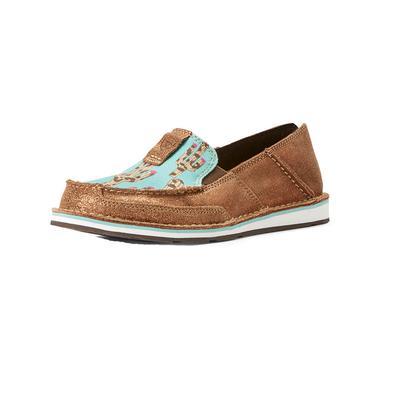 Ariat Women's Leopard Cactus Cruiser Shoe