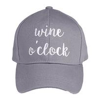 Women's Grey Wine O'Clock Cap