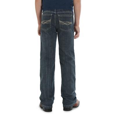 Wrangler Boy's 20X No 42 Vintage Boot Cut Jean