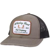 Whiskey Bent's Olive and Black The Rack Cap