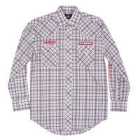 Wrangler Men's Plaid PBR Shirt