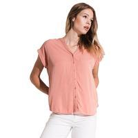 Rag Poets Women's Pillar Button-Up Shirt