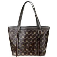 Montana West's Western Printed Wide Tote