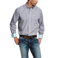 Ariat Men's Wrinkle Free Kaiserman Print Shirt