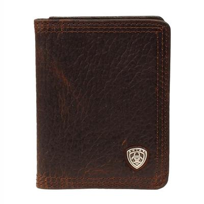 Ariat Men's M&F Western Bi-Fold Flip Case