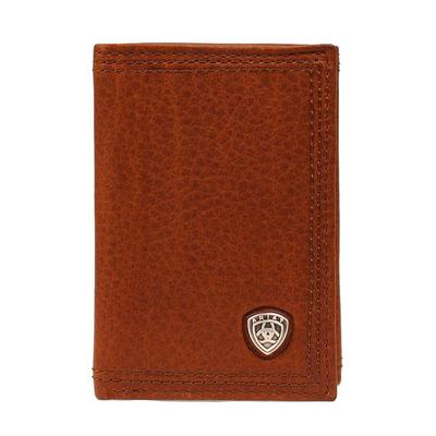 Ariat Men's M&F Western Tri-Fold Wallet