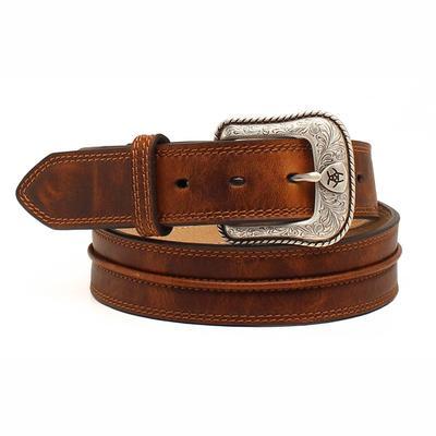 Ariat Men's M&F Western Leather Belt