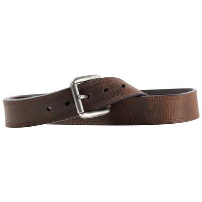 Ariat Men's M&F Western Solid Leather Belt