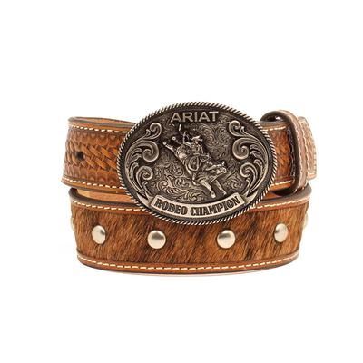 Ariat Boy's M&F Western Rodeo Champion Belt