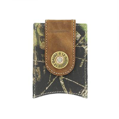 Nocona Men's M&F Western Mossy Oak Money Clip