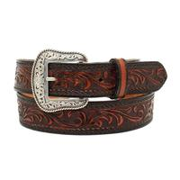 Nocona Men's M&F Western Tuscon Belt