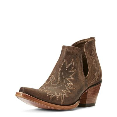 Ariat Women's Weathered Brown Dixon Boots