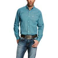 Ariat Men's Caidan Print Shirt