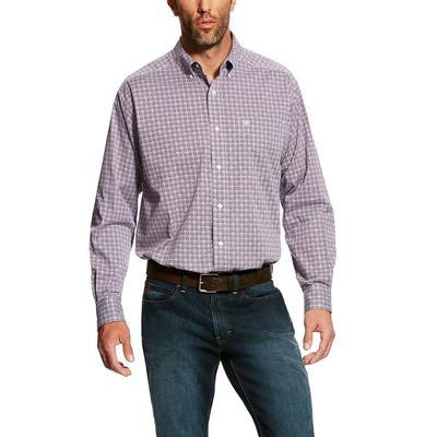 Ariat Men's Fey Print Shirt
