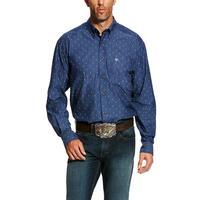 Ariat Men's Gatham Print Shirt