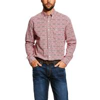 Ariat Men's Gardella Print Shirt