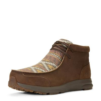 Ariat Men's Latigo Brown Spitfire Shoes